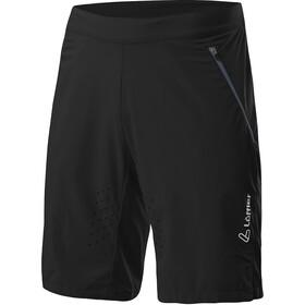 Löffler Aero ASSL Bike Shorts Men, zwart